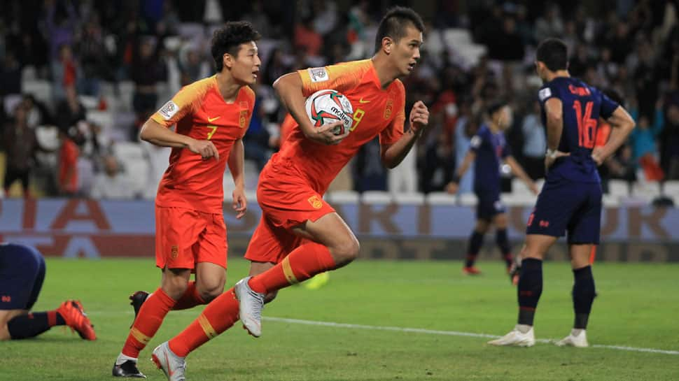 Marcello Lippi switch takes China into AFC Asian Cup last-eight