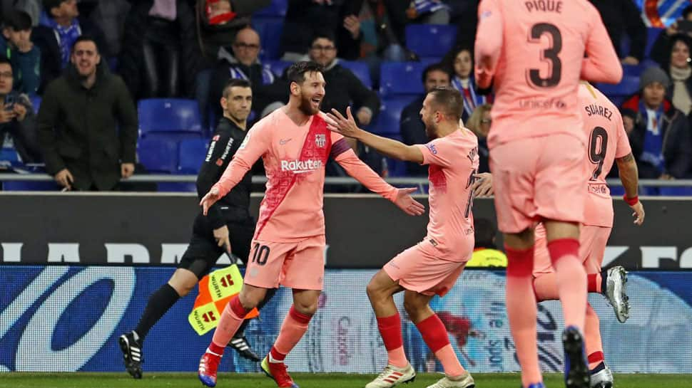 La Liga: Lionel Messi called off the bench to sink Leganes