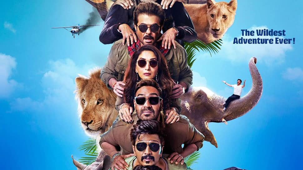 Ajay Devgn starrer 'Total Dhamaal' trailer to be out today, check new poster