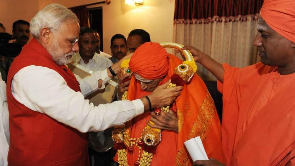 Shivakumara Swami, a saga of service to society