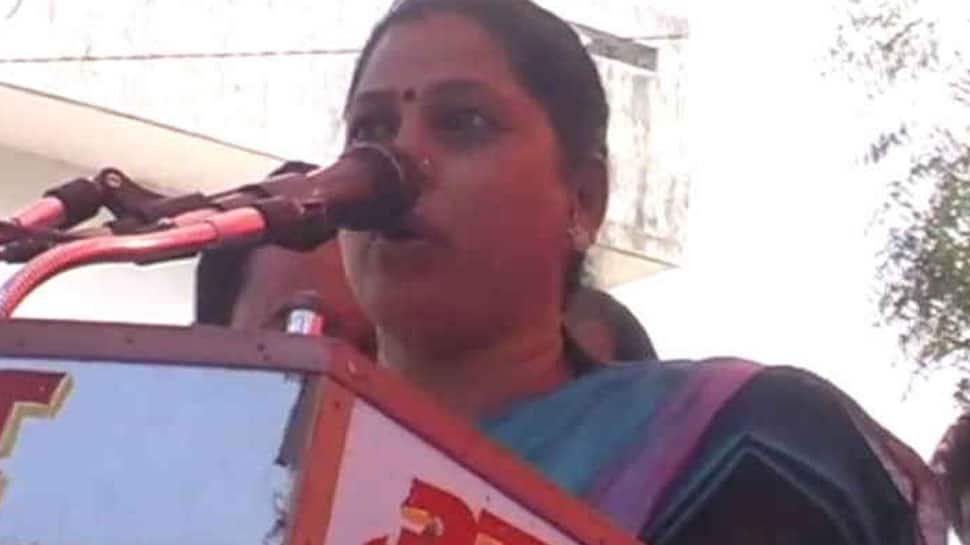 BJP MLA Sadhna Singh, booked for calling Mayawati 'worse than a eunuch', gets NCW notice