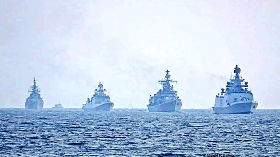 Sea Vigil 2019: Indian Navy, Coast Guard to test country's preparedness against attacks through sea route