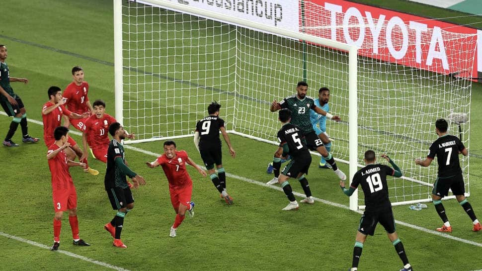 Hosts UAE reach AFC Asian Cup last eight with extra-time penalty