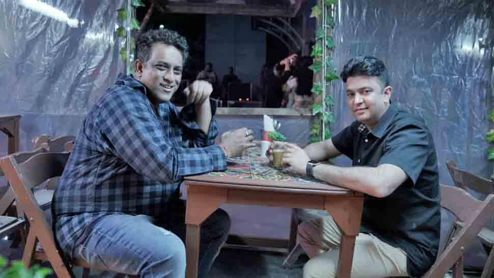 Abhishek Bachchan, Rajkummar Rao in Anurag Basu's next dark comic anthology