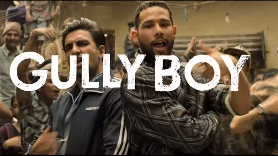 'Gully Boy' Ranveer Singh's street smart rap song 'Mere Gully Mein' is foot-tapping—Watch