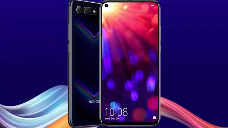 Honor View 20, world's first punch-hole display phone, to be launched today