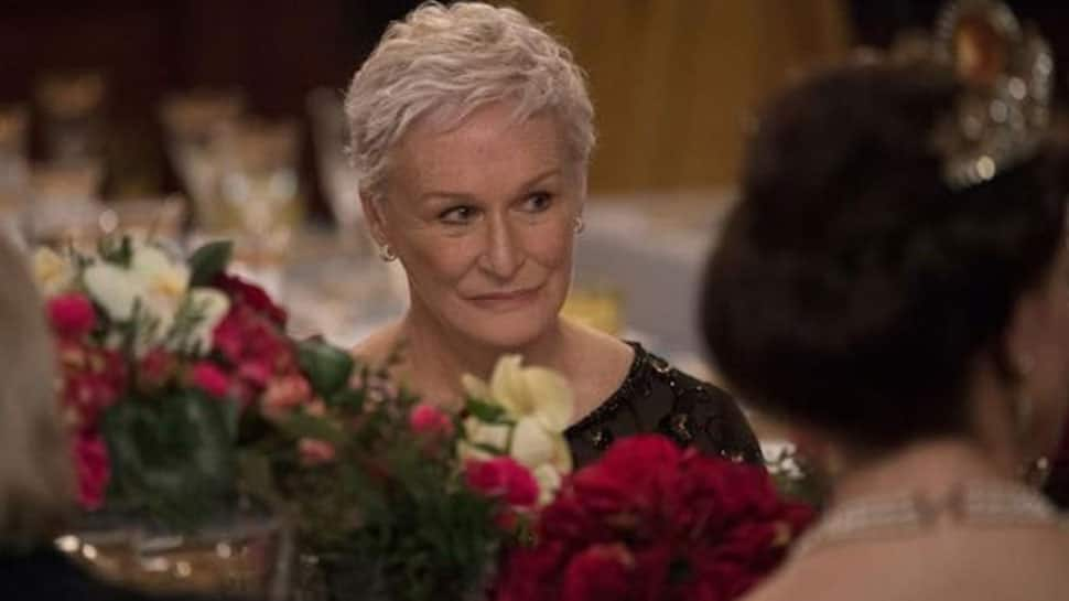 You don't lose your sexuality as you get older, says Glenn Close