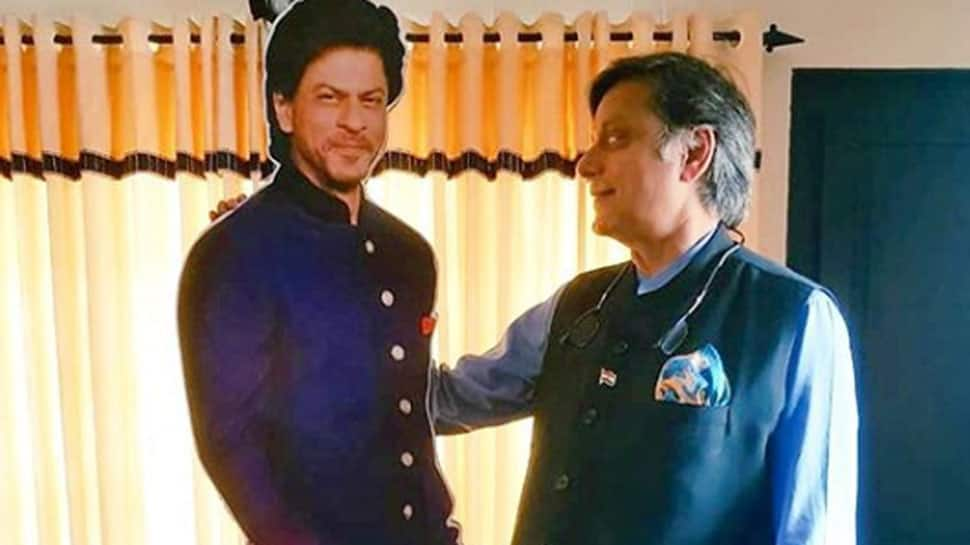 Shashi Tharoor couldn't take rest in a Munnar hotel and it's because of Shah Rukh Khan—Find out how