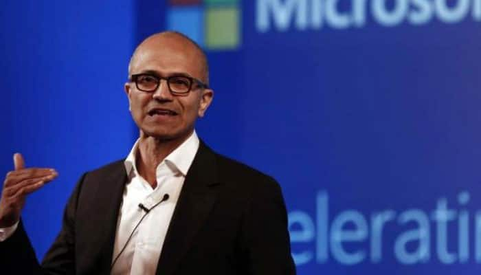 Ensuring equitable economic growth biggest challenge: Satya Nadella