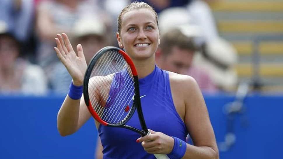 Australian Open: Petra Kvitova stuns Ashleigh Barty to reach semi-finals