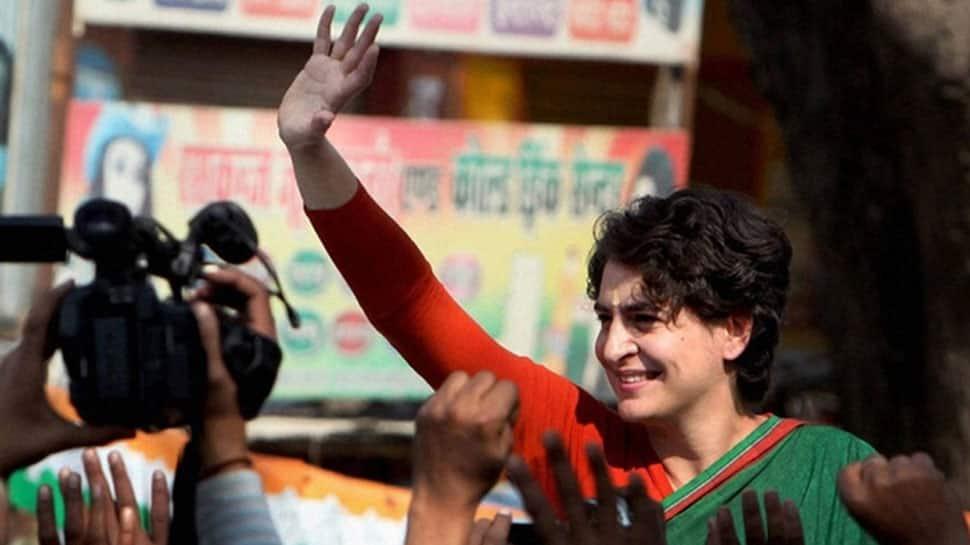 Priyanka Gandhi Vadra named Cong Gen Secy for Uttar Pradesh East, may contest from Rae Bareli