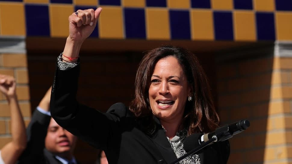 Kamala Harris raises USD 1.5 million in first 24 hours
