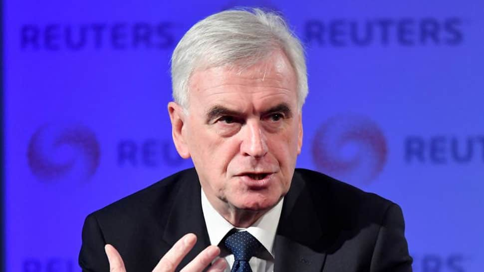 UK's Labour likely to back bid to stop no-deal Brexit: McDonnell says