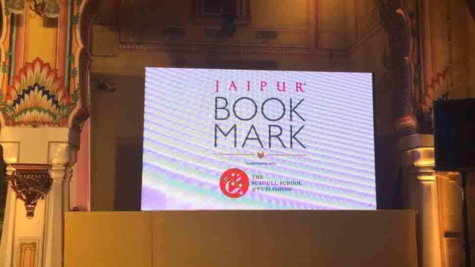 Jaipur BookMark kicks off in Pink City ahead of Jaipur Literature Festival