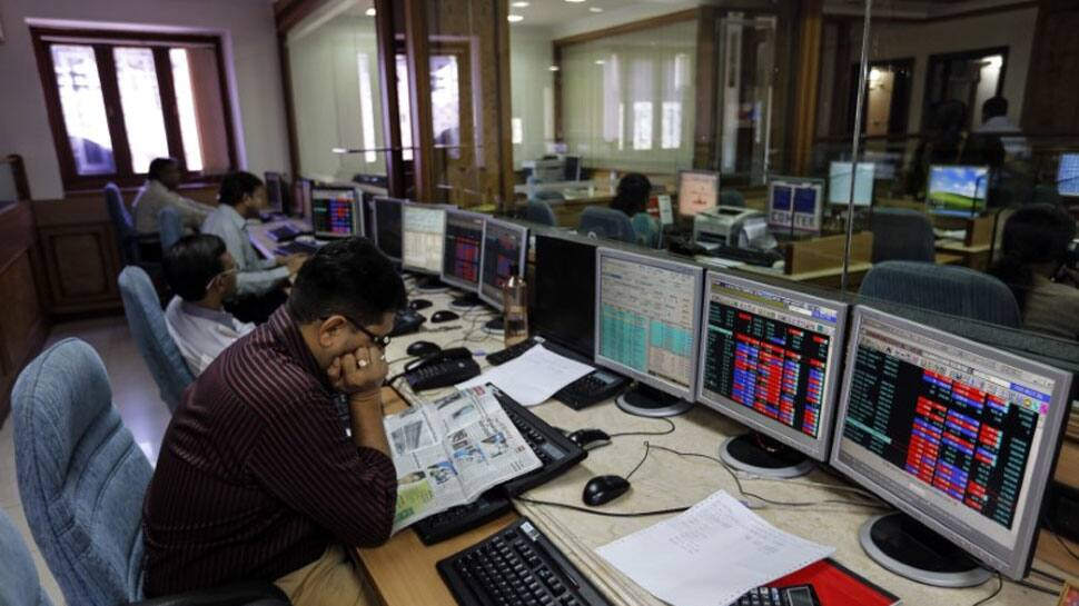Sensex tanks 336 points, Nifty below 10,900 on weak global cues