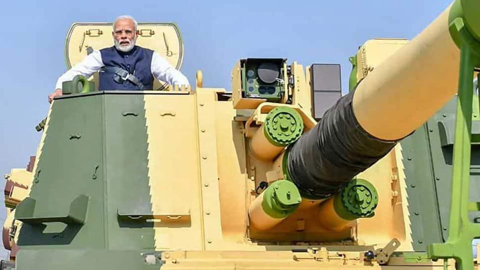 M-777 Ultralight Howitzer, self-propelled K-9 Vajra guns set for Republic Day debut