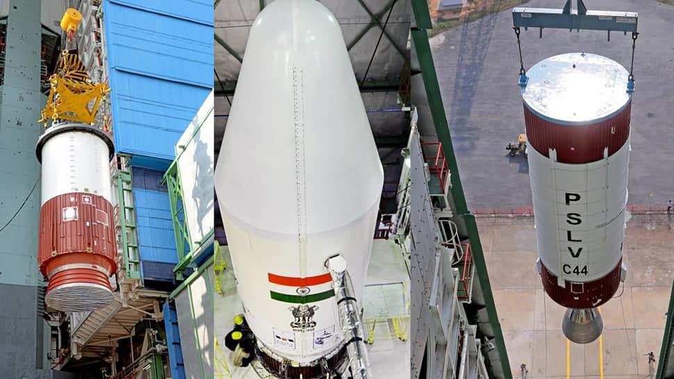 PSLV-C44 will launch Kalamsat, Microsat satellite on Thursday: ISRO