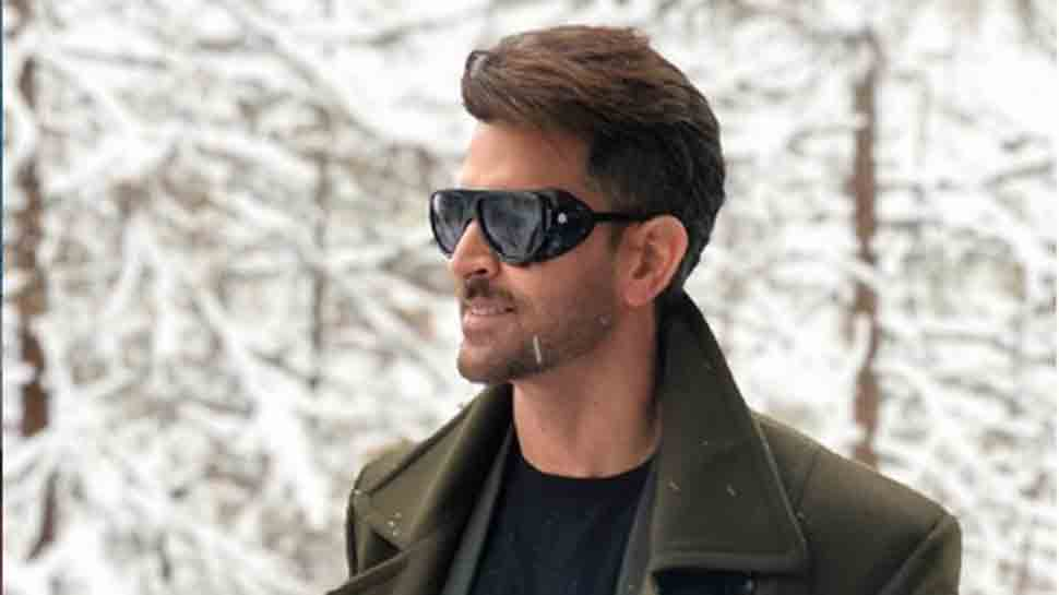 Hrithik Roshan resumes shooting of YRF's next action-thriller with Tiger Shroff
