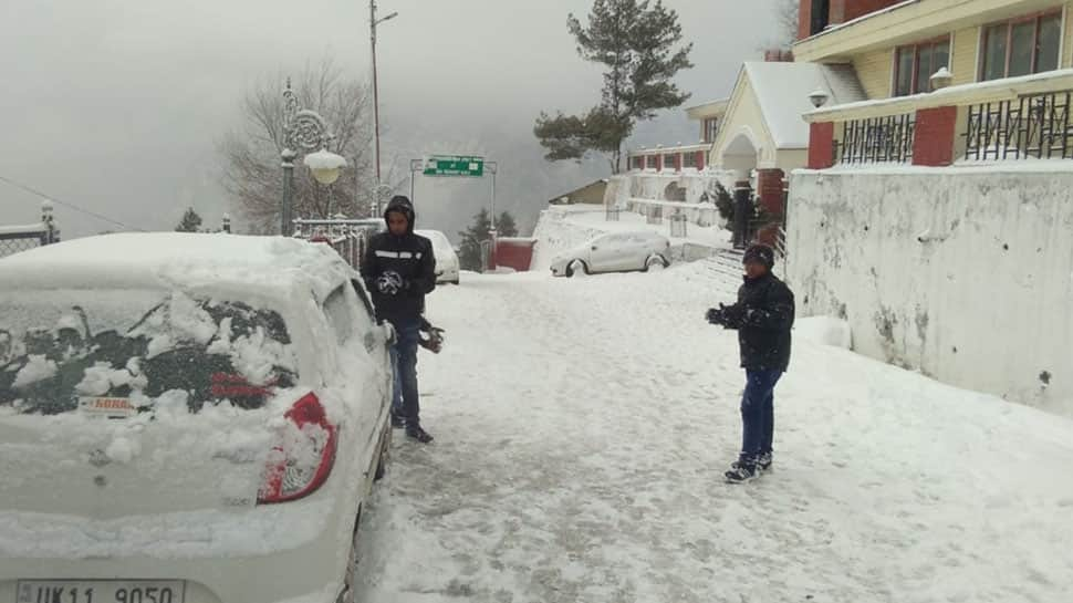 Holiday declared in schools, anganwadi centres on Thursday in Uttarakhand's Chamoli after heavy snowfall