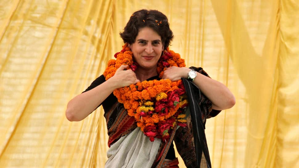 BJP's 'Congress is dynasty' charge grows louder as Priyanka Gandhi Vadra makes political debut
