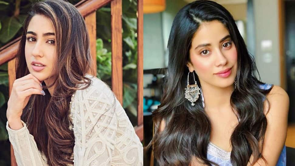 Sara Ali Khan opens up on comparisons with Janhvi Kapoor