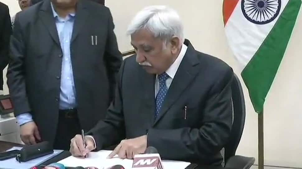 We are not returning to era of ballot papers: CEC Sunil Arora