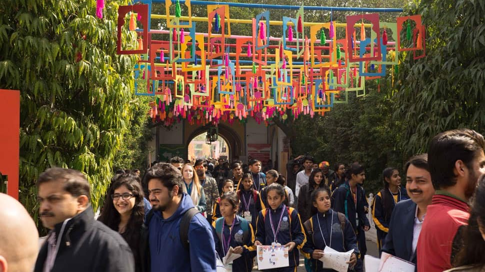 ZEE Jaipur Literature Festival kicks off in Pink City