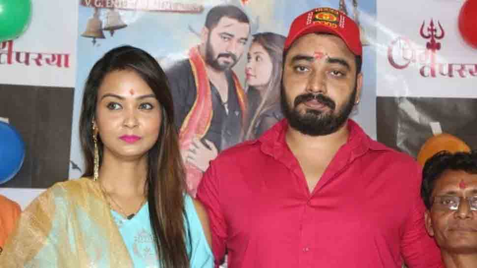 Sanjeev Mishra, Mohini Ghosh's Bhojpuri film Prem Tapasya launched with grand muhurt