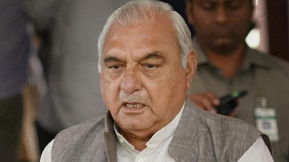 CBI raids former Haryana Chief Minister Bhupinder Singh Hooda's home in Rohtak