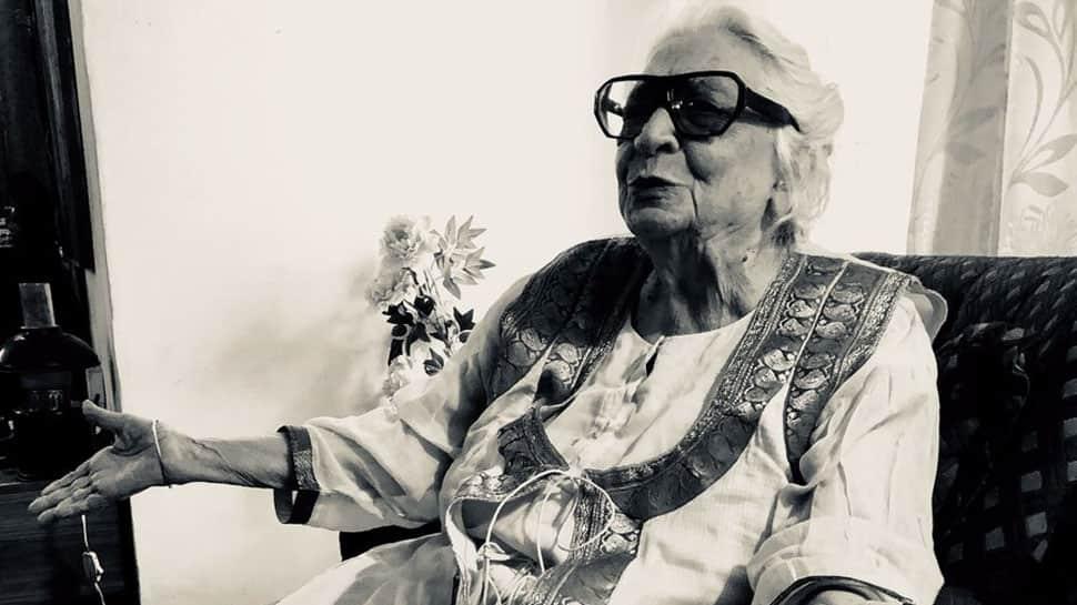 Iconic Hindi author and Jnanpith Award winner Krishna Sobti dies at 93