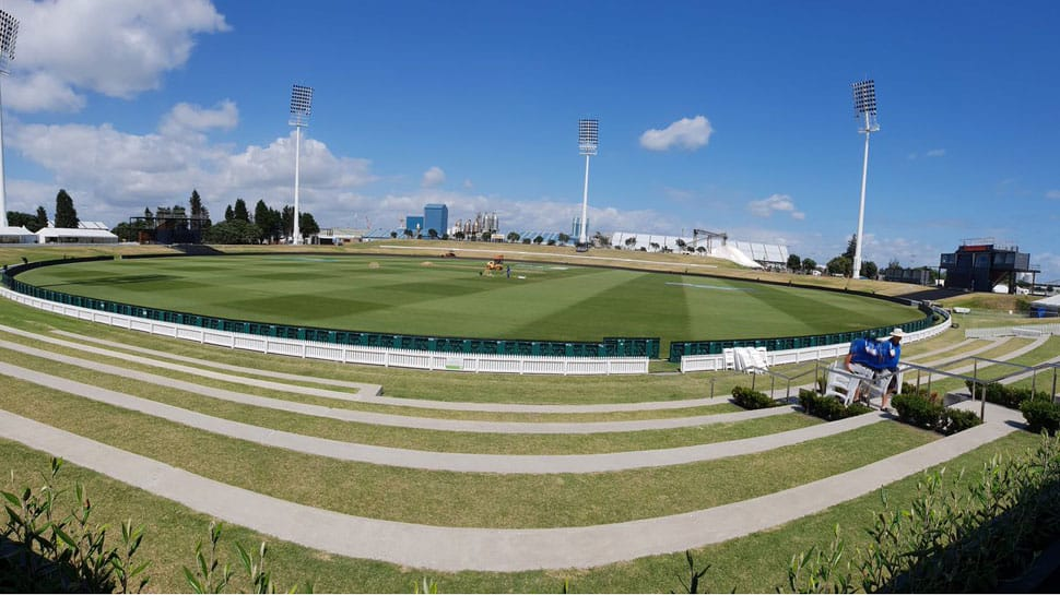 New Zealand's Bay Oval ground set to host Team India for the first time