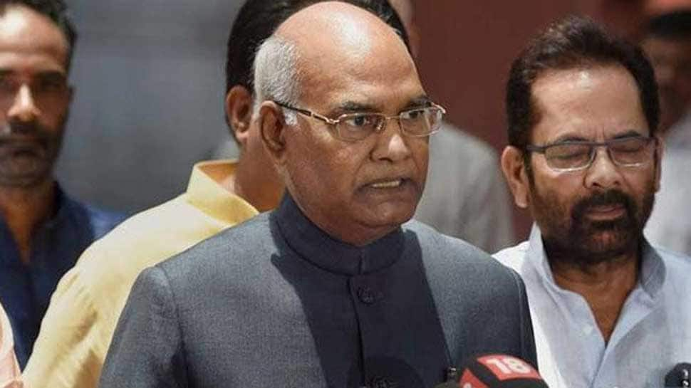 Sheer size of elections in India make it critical to embrace modern tech: President Ram Nath Kovind