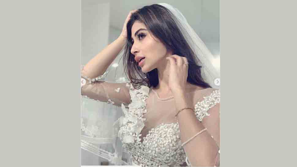 Mouni Roy turns into a bride on her Italy vacation, says 'things are moving really fast'  — Check out her pics