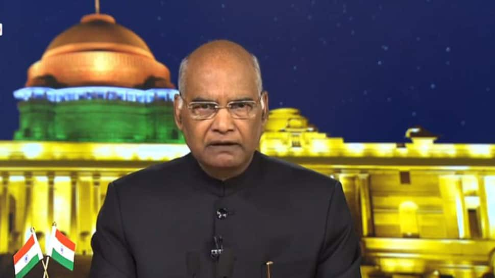 Full text of President Ram Nath Kovind's address to nation on eve of 70th Republic Day