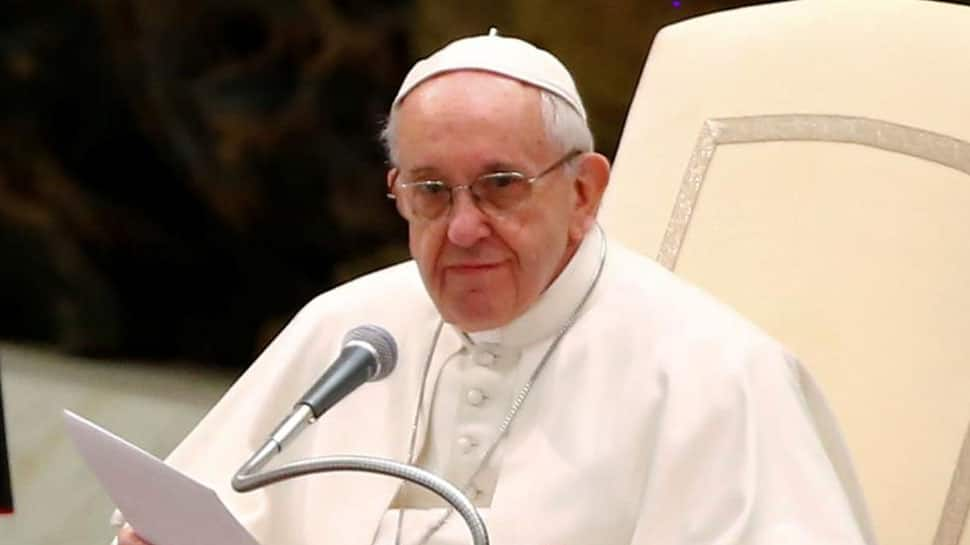 Pope condemns 'senseless' stigmatizing of migrants