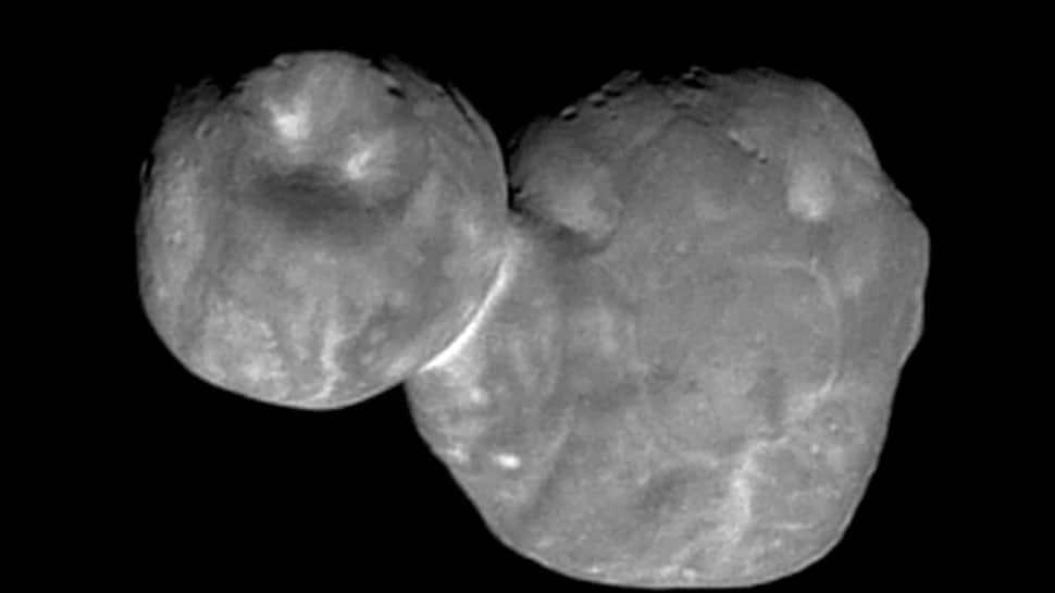 NASA's New Horizons probe transmits clearer image of Ultima Thule