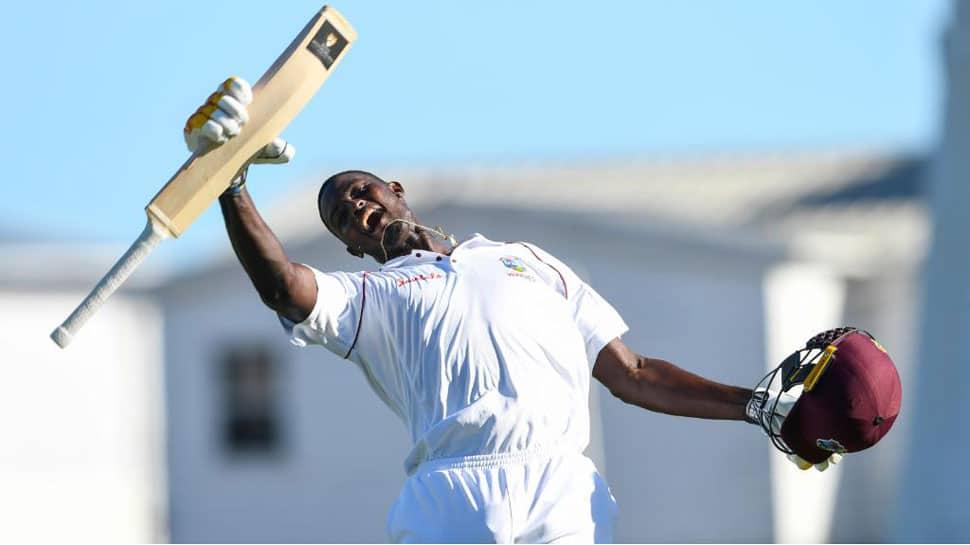 Windies captain Jason Holder scores double ton to put England on ropes