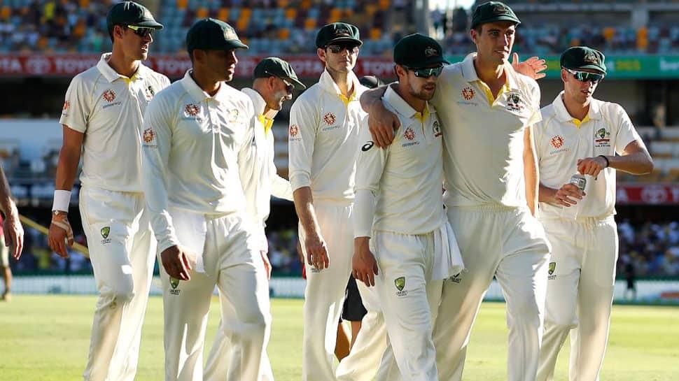 Australia crush Sri Lanka by innings and 40 runs in Brisbane