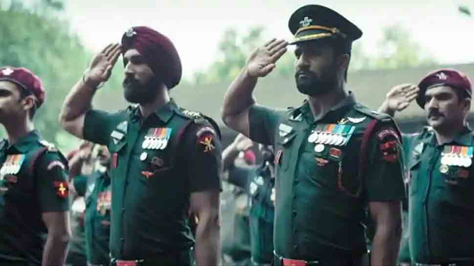 Uri: The Surgical Strike- Vicky Kaushal starrer refuses to slow down at the Box Office