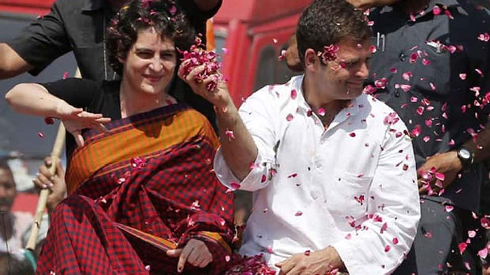 Priyanka Gandhi may begin political innings with a holy dip in Ganga at Kumbh Mela