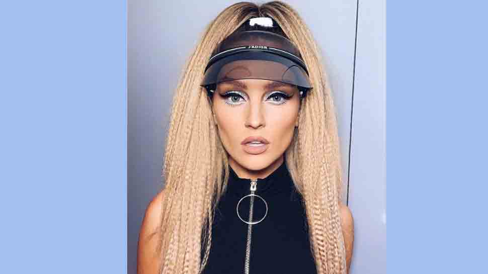 Perrie Edwards gushes over Jesy Nelson's beau Chris Hughes