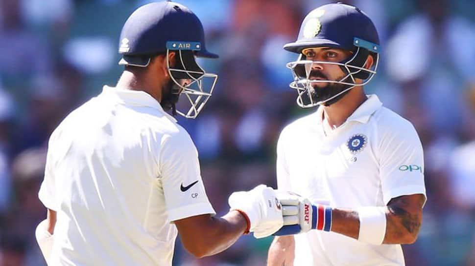 Cheteshwar Pujara and Virat Kohli are the Sachin Tendulkar, Rahul Dravid of this era, says Jeffrey Archer