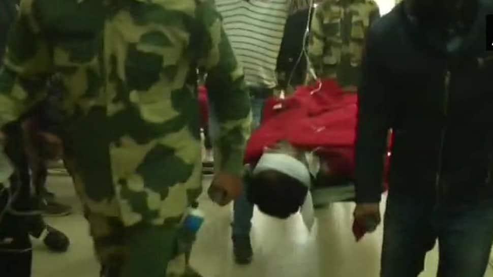Pakistan intruder shot in Jammu and Kashmir's Samba
