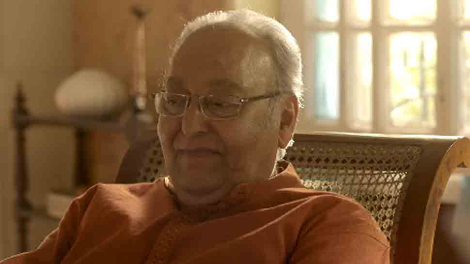 Pather Panchali made me fall in love with cinema: Soumitra Chatterjee