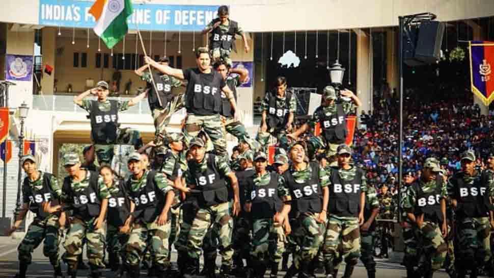Varun Dhawan performs at Attari-Wagah border on Republic Day, shares pic