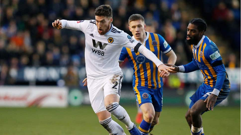 Heartache for Shrewsbury as Wolves salvage FA Cup draw