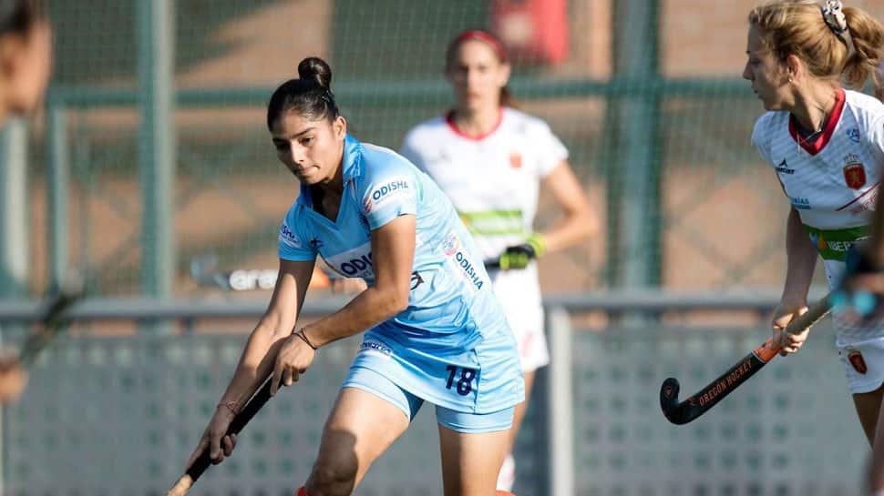 Indian women's hockey team lose 2-3 to Spain in opener