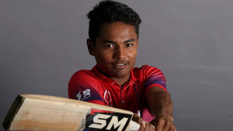 Nepal's Rohit Paudel breaks Sachin Tendulkar's record, becomes youngest to slam international fifty
