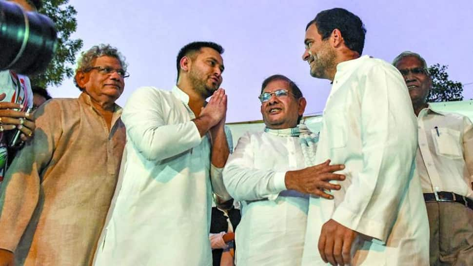 Don't want culture of idol worship: Tejashwi Yadav on Rahul Gandhi as Mahagatbandhan's PM face
