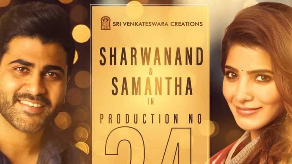 Sharwanand, Samantha Akkineni to star in '96 remake
